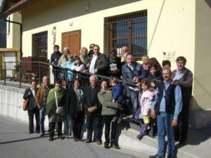2010 ottobre – Gita a Ovaro e visita al museo della miniera di carbone