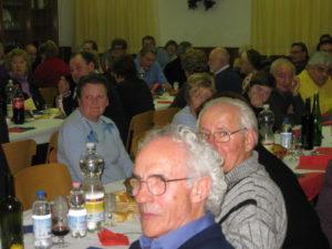 2011 novembre – pranzo annuale Vissandone